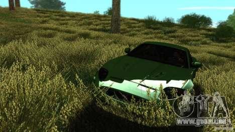 ENBSeries by dyu6 v2.0 pour GTA San Andreas deuxième écran