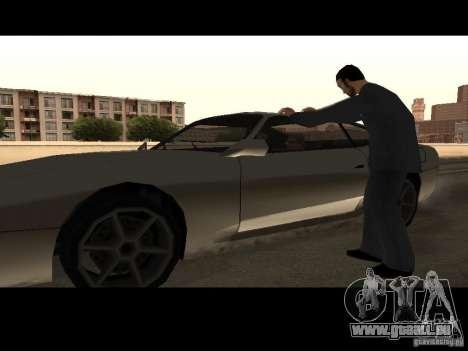 Great Theft Car V1.1 pour GTA San Andreas cinquième écran
