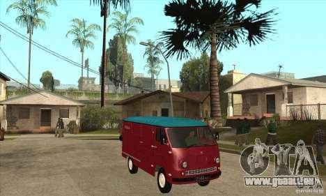 PLAYLIST 762 dans pour GTA San Andreas vue intérieure