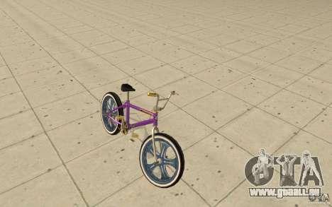Spin Wheel BMX v1 für GTA San Andreas