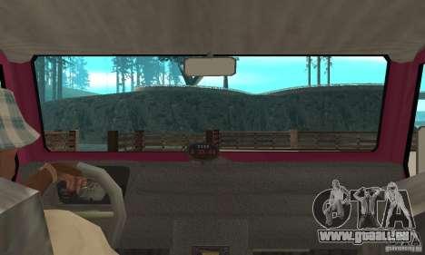 Land Rover Defender 110SW pour GTA San Andreas vue de droite