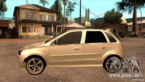 Opel Corsa Tuning Edition pour GTA San Andreas laissé vue