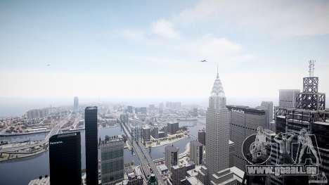 Realistic ENBSeries By batter für GTA 4 fünften Screenshot