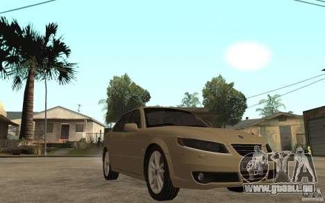 Saab 9-5 pour GTA San Andreas vue arrière