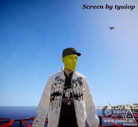 Niko The Mask für GTA 4