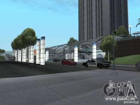 Doherty Plaza-neue Dorothy für GTA San Andreas