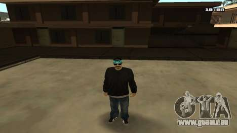 Skin Pack The Rifa für GTA San Andreas her Screenshot