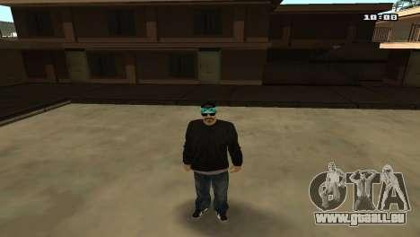 Skin Pack The Rifa für GTA San Andreas her Screenshot