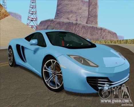 Playable ENB Series v1.1 pour GTA San Andreas deuxième écran