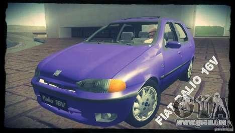 Fiat Palio 16v pour GTA San Andreas