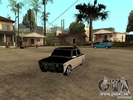 VAZ 2106 Tuning Light pour GTA San Andreas