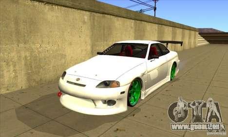 Toyota Soarer für GTA San Andreas