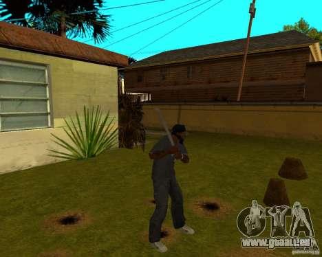 Wasserleitung für GTA San Andreas zweiten Screenshot