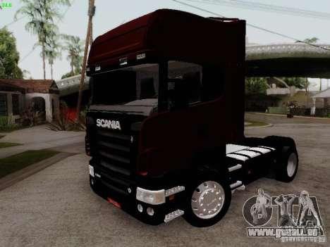 Scania R580 V8 Topline pour GTA San Andreas