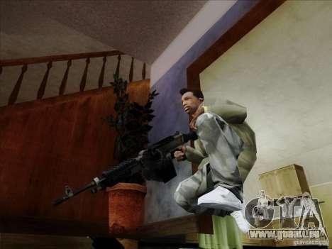 M240B für GTA San Andreas zweiten Screenshot