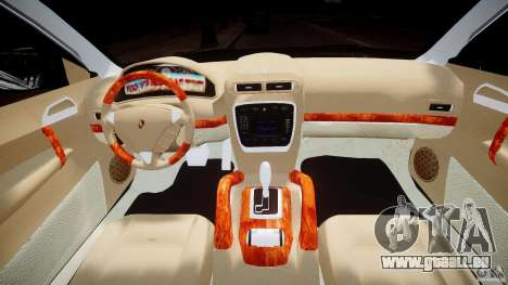 Porsche Cayenne 955 Turbo v1.0 pour GTA 4 est une vue de dessous