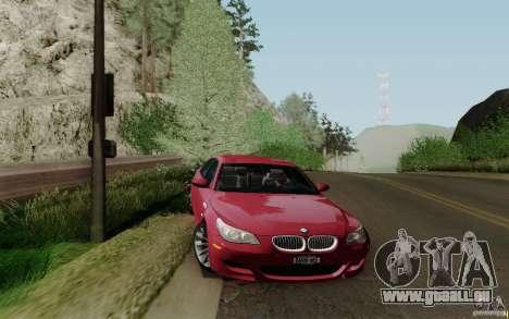 BMW M5 2009 für GTA San Andreas