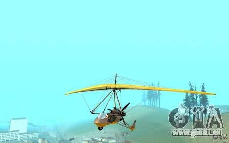 Drachenfliegen für GTA San Andreas