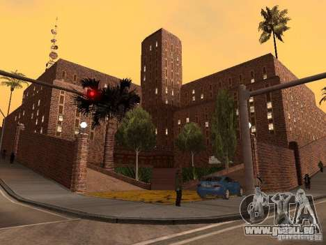 Neue Texturen-Krankenhaus in Los Santos für GTA San Andreas