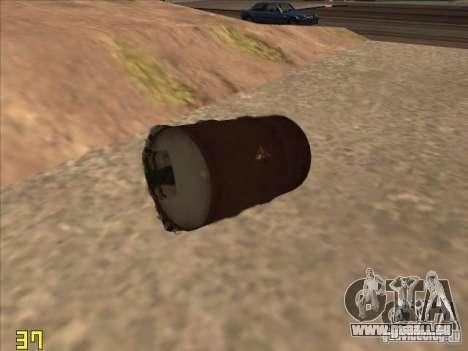 Bo4ka pour GTA San Andreas quatrième écran