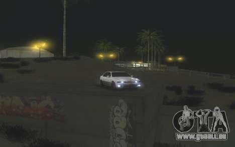 ENB v3.0 by Tinrion pour GTA San Andreas troisième écran