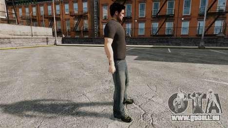 Sam Fisher-v3 für GTA 4 Sekunden Bildschirm