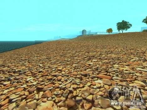 HQ Strände v2. 0 für GTA San Andreas