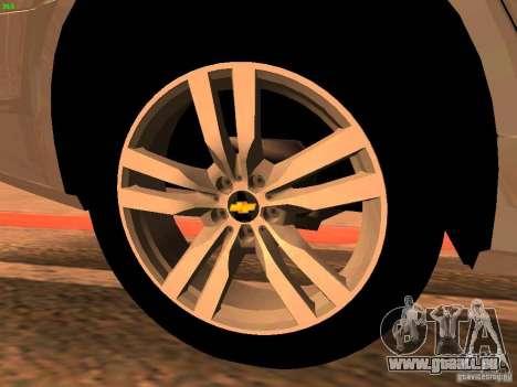 Chevrolet Lumina pour GTA San Andreas vue de côté