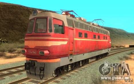 Lokomotiv ChS4-146 pour GTA San Andreas
