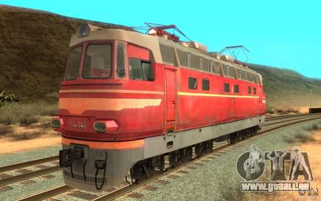 Lokomotiv-ChS4-146 für GTA San Andreas