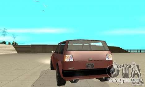 New lights and crash pour GTA San Andreas
