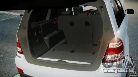 Mercedes-Benz GL450 für GTA 4 Seitenansicht