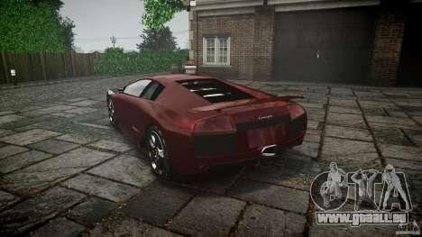Lamborghini Murcielago v1.0b pour GTA 4 est un côté