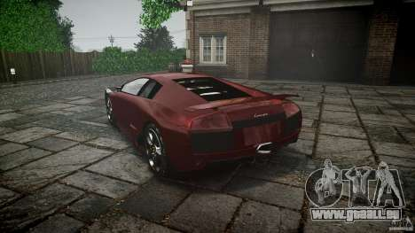 Lamborghini Murcielago v1.0b für GTA 4 Seitenansicht