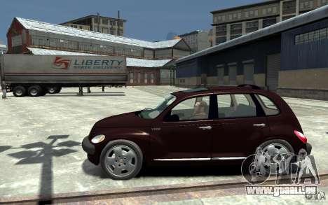Chrysler PT Cruiser pour GTA 4 est une gauche