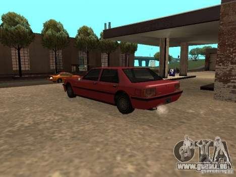 Vincent standard pour GTA San Andreas vue de droite
