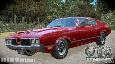 Oldsmobile 442 pour GTA 4