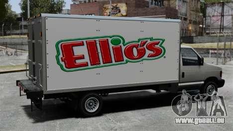 La nouvelle publicité pour camion Steed pour GTA 4 est une vue de l'intérieur
