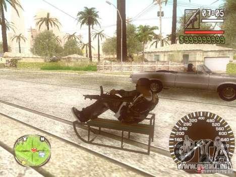 Sani für GTA San Andreas Motor