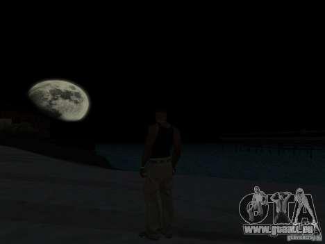 Realistic Night Mod für GTA San Andreas her Screenshot