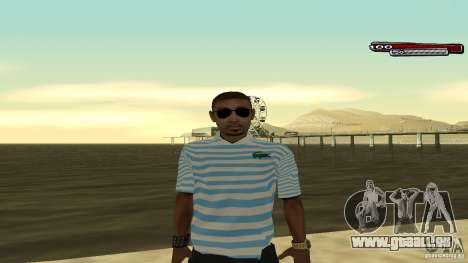 New Latinos pour GTA San Andreas