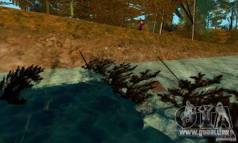 Kreuzung v1. 0 für GTA San Andreas dritten Screenshot