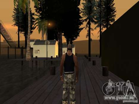 Happy Island Beta 2 pour GTA San Andreas