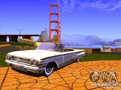 ENBSeries v2.0 pour GTA San Andreas cinquième écran
