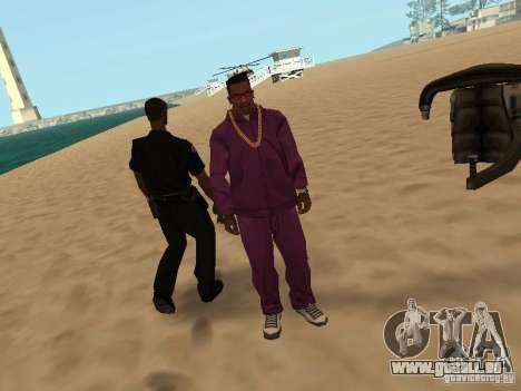 Tenpenny pour GTA San Andreas cinquième écran