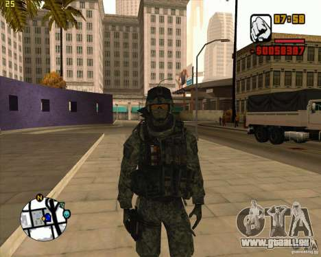 Ranger für GTA San Andreas