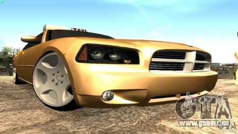 Dodge Charger SRT8 Re-Upload für GTA San Andreas linke Ansicht