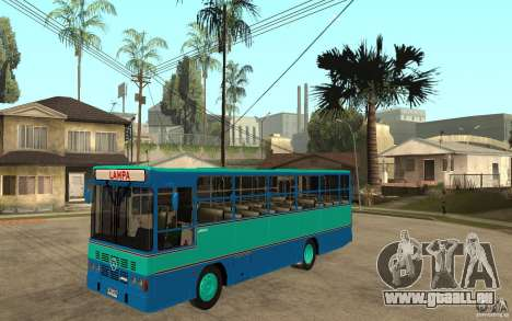 Thamco Aguia M.Benz OF1114 pour GTA San Andreas