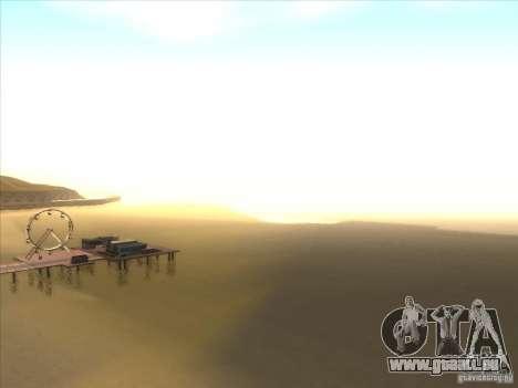 ENBSeries pour PC moyen et faible pour GTA San Andreas