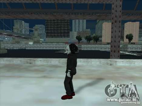 Saw für GTA San Andreas zweiten Screenshot